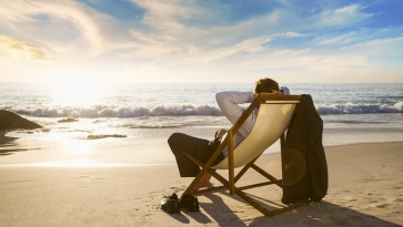 Signs You Desperately Need A Vacation