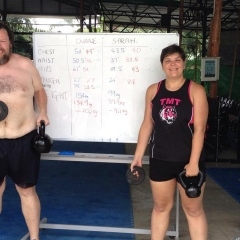 Muay Thai For Weight Loss and Thailand