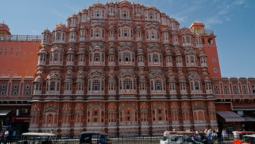 Travelling To The Pink City Of India