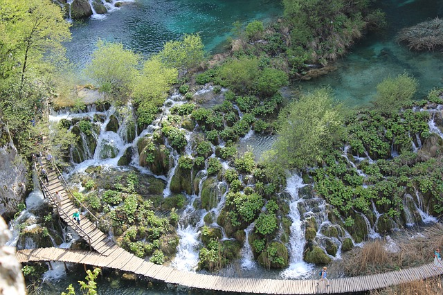 bridge plitvice